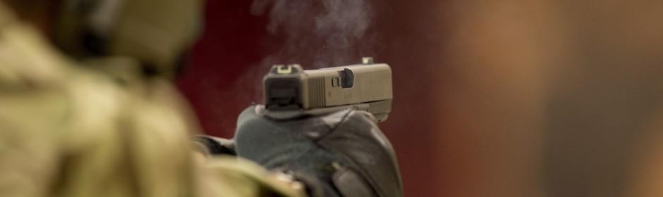 Glock 17 per l'esercito di Sua Maestà