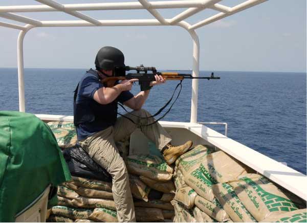 La pirateria marittima e la Legge italiana