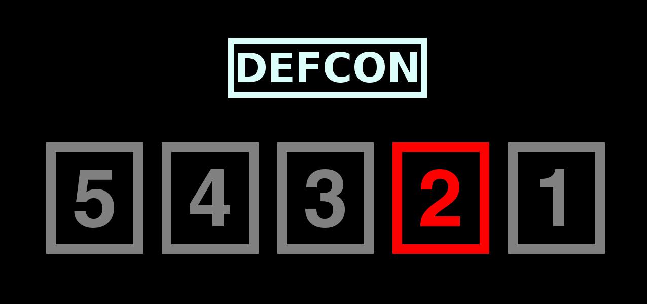 DEFCON... l'allerta U.S.A.