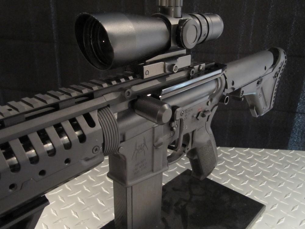 "AR-15: Una leva d'armamento ""alternativa""."