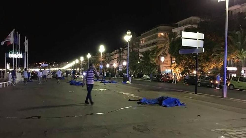 Terrorismo Nizza
