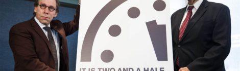 L'orologio dell'apocalisse: sempre più vicini alla mezzanotte